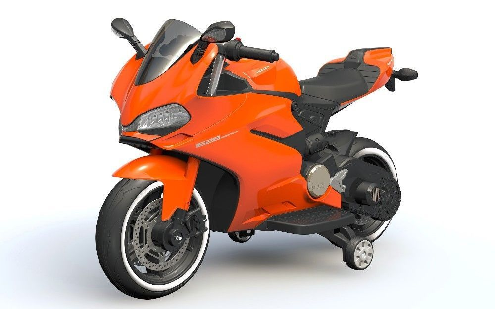 Ducati 12v Power Battery Age 3 8 Years Wheels Plastic Battery 12v7ah 1 Speed 3 5km H Product Size 102 64 65 Kids Ride On Kids Ride On Toys Ride On Toys