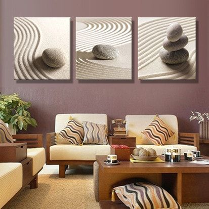 3 Panel Nature Wall Canvas Prints | Wall canvas and Products