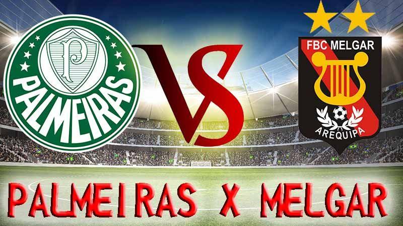 Futebol Ao Vivo Palmeiras 3 X 0 Melgar Em Mais Um Jogo Da Copa