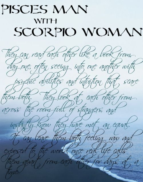 Ploy Bed Pisces In And Scorpio Man Woman you can