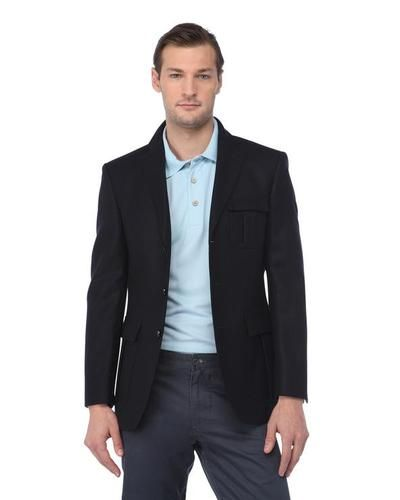 Details about DKNY Men's Navy Military Sport Coat | Coats, Polos ...