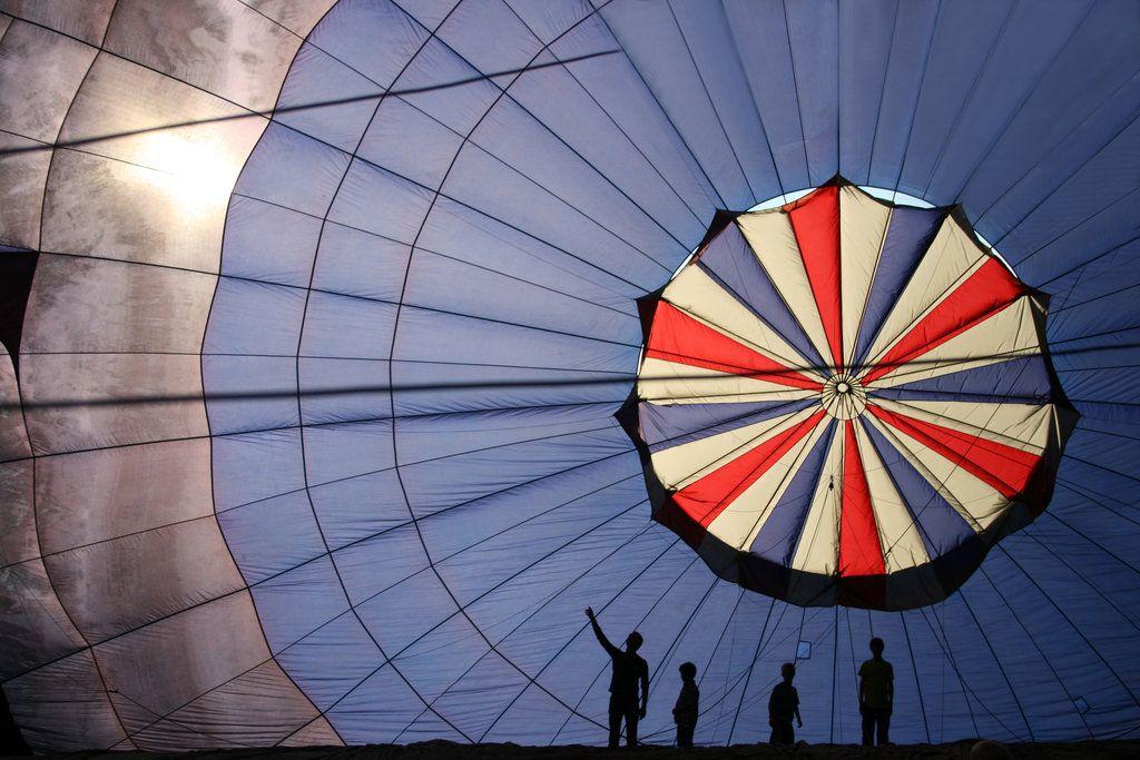 25 Classic And Fantastic Hot Air Balloon | Funlava.com
