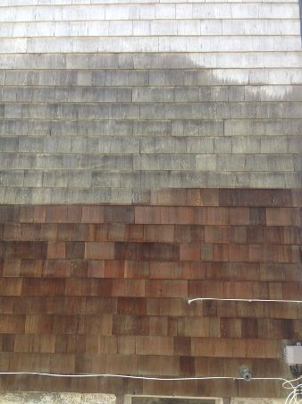 Best Clean Cedar Siding Safely With Our Plant Friendly Family Safe Environmentally Friendly Cleaning 400 x 300