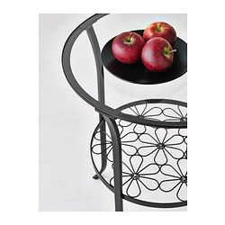 Us Furniture And Home Furnishings Black Glass Side Table Glass Side Tables Coffee Table Makeover