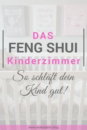 feng shui kinderzimmer, feng shui im kinderzimmer hilft bei schlafproblemen des kindes, Design ideen