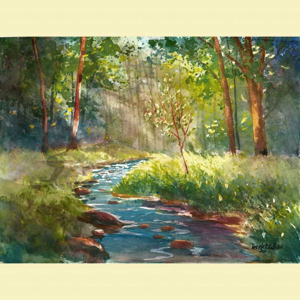 Watercolor Paintings Of Landscapes 1000 Images About Watercolor On