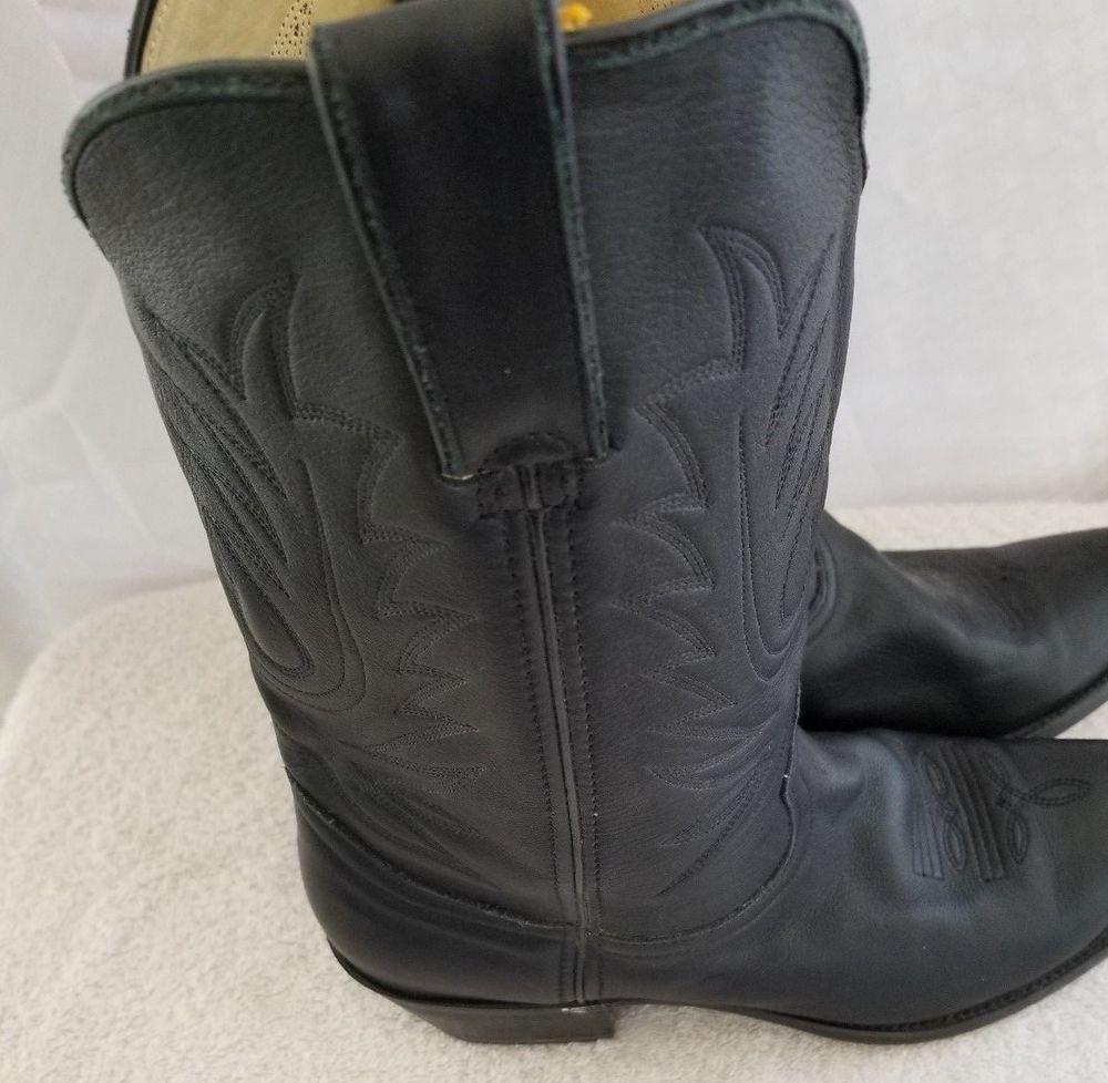 0fa3648c58d Durango Women's Western Style Cowboy Boots Metal Toe Rand Size 9.5 ...
