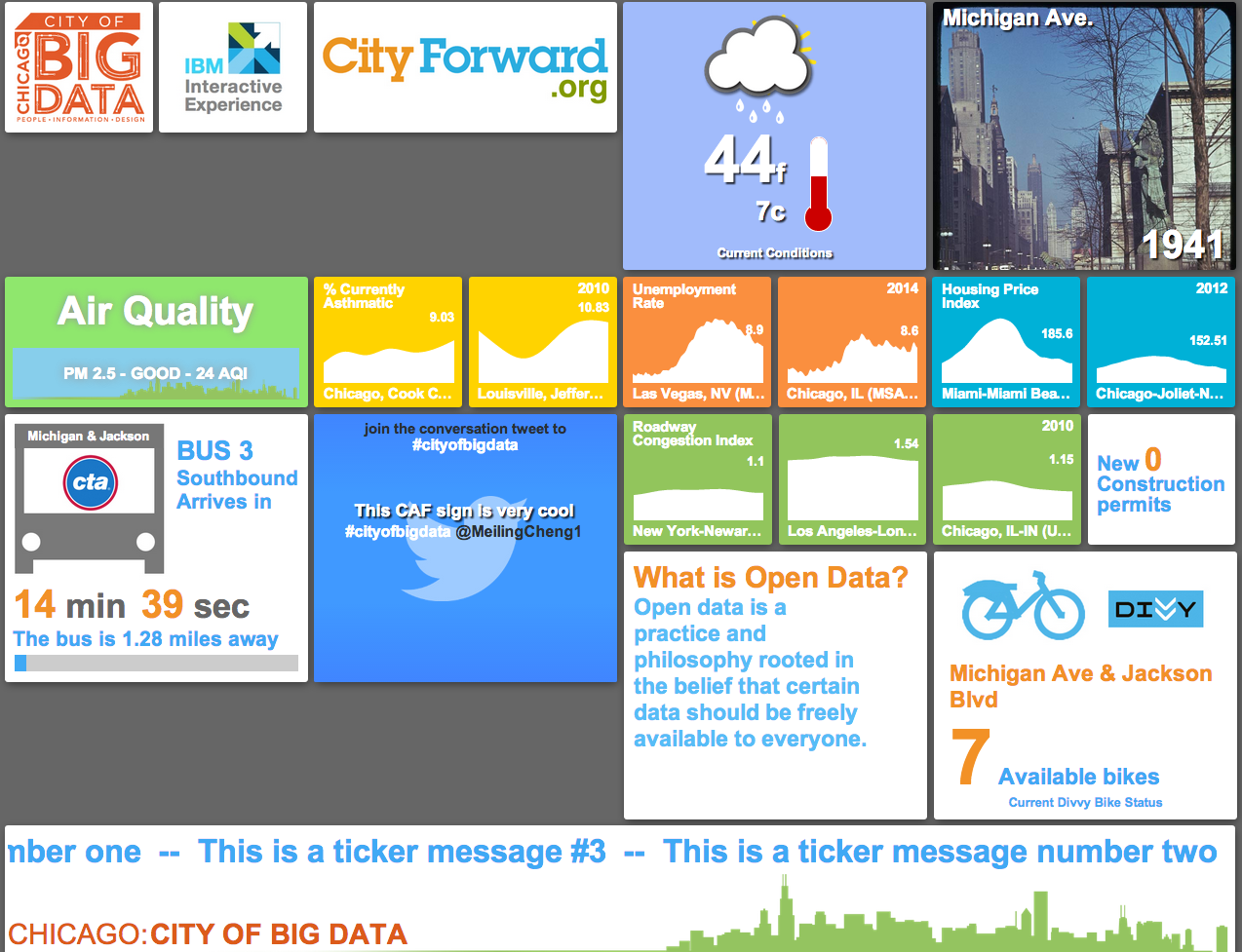 Bringing Big Data to Chicago's Citizens - A Smarter Planet ...