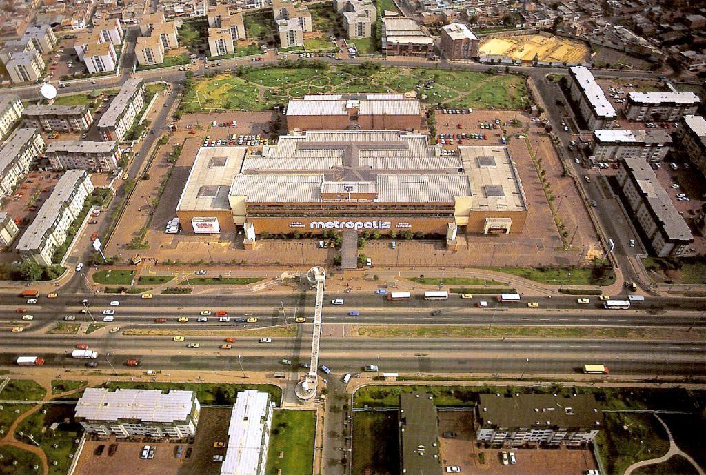BOGOTÁ | Centro Comercial Metrópolis