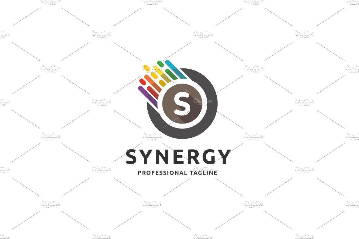 Synergy Letter S Logo Corporate Logo Design Logo Design Logos