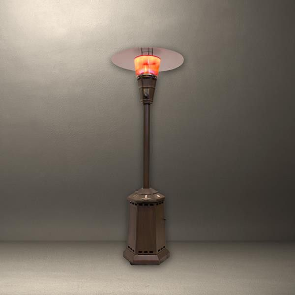 Lava Heat Italia Venetian Floor Lamp Outdoor Patio Heater   The Lava Heat  Italia Venetian Outdoor Patio Heater Is A Modern Commercial Grade Heater  That Has ...