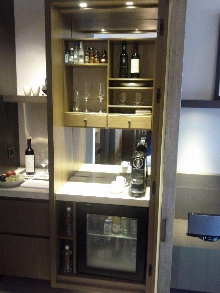 Park Hyatt Sydney Review Of My Stay Bar Em Casa Cristaleiras