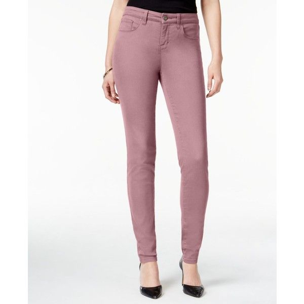Style Amp Co Curvy Fit Skinny Jeans 30 Liked On
