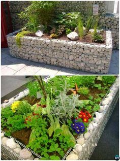 Creative Garden Bed Edging Ideas Projects Instructions Raised