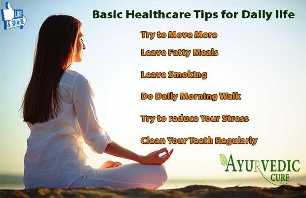 Health care tips life