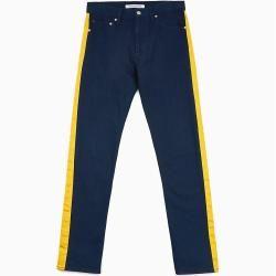 Outlet - Calvin Klein Ckj 026 Slim Side-Stripe Jeans 3432Calvinklein.de