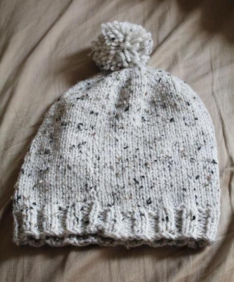 Comment tricoter un bonnet ? - Paperblog | Comment tricoter un bonnet, Comment tricoter, Bonnet ...