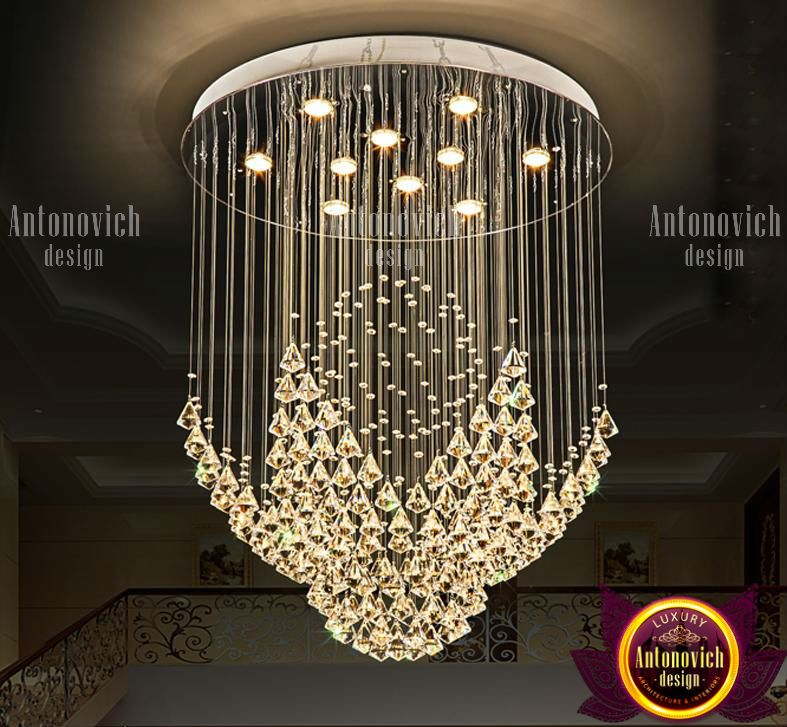Modern Designer Chandeliers From Luxury Antonovich Design Are