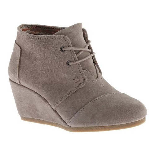 25983317c255 Toms Women s Desert Wedge Bootie