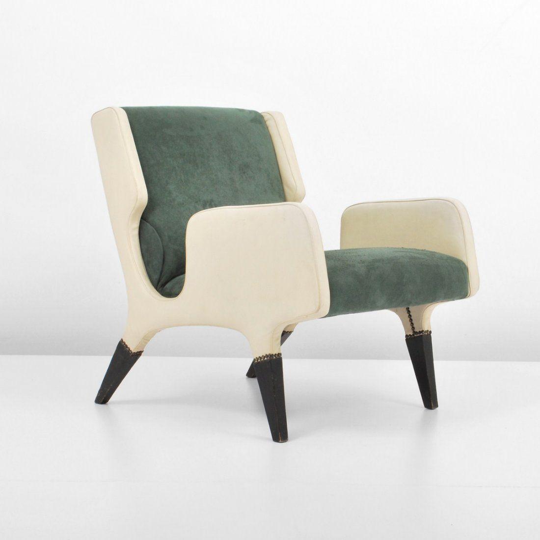 150 Gio Ponti Lounge Chair Parco Dei Principi Gio