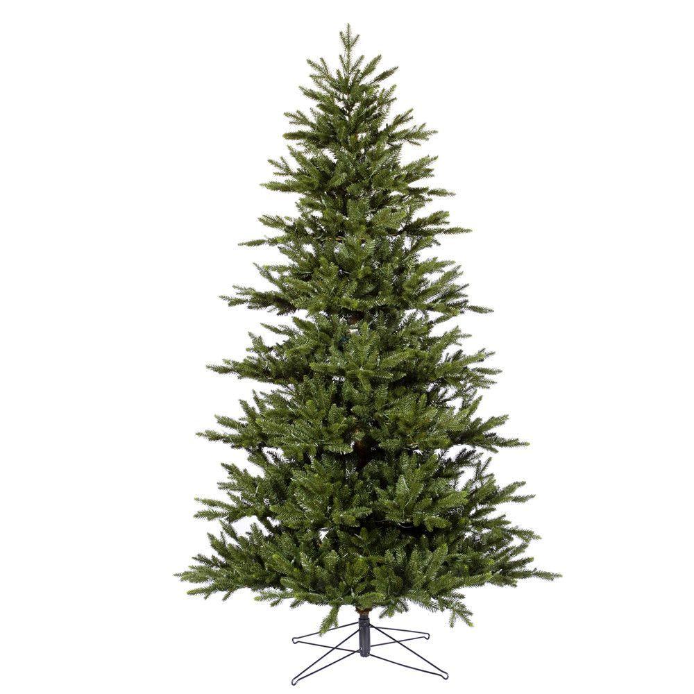 Vickerman 5.5Ft. Green 1312 Tips Christmas Tree