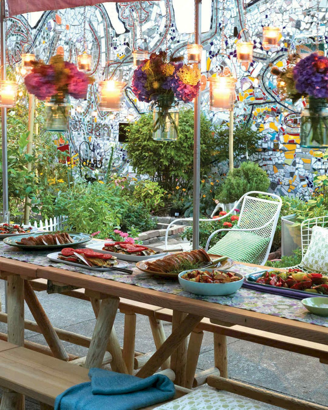 20+ Awesome Garden Party Decorations Ideas For Your Special ...