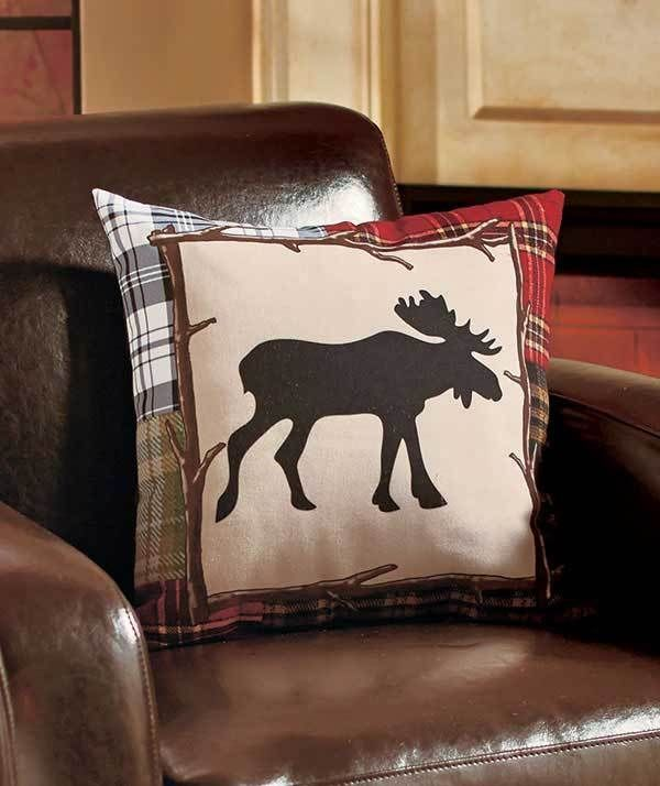 Kitchen Towels Moose Bear Animal Rustic Cabin Lodge Set 2 Gift Decor Soft New