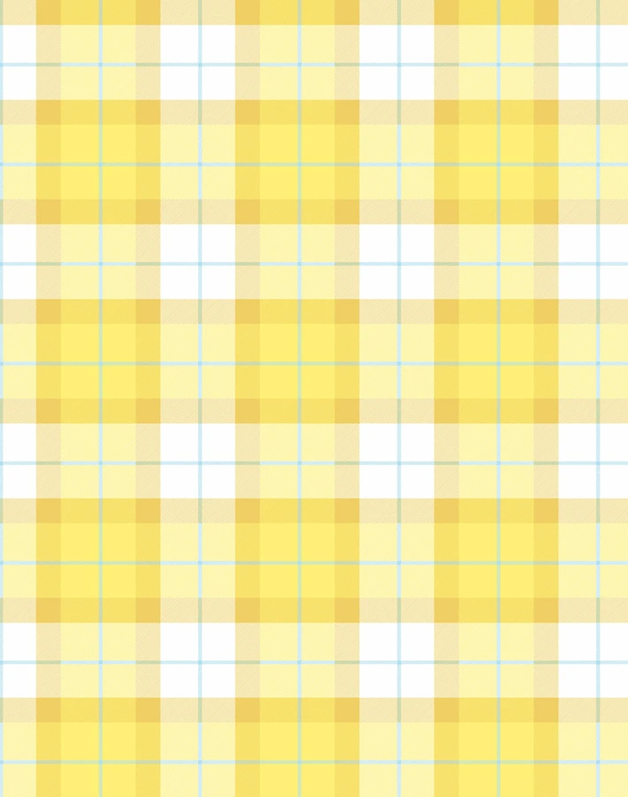 Oban Plaid Yellow in 2020 Yellow aesthetic pastel