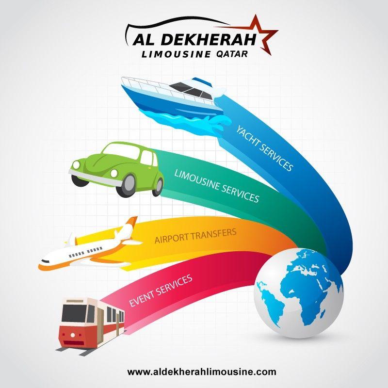 Pin by Limousine Services on Al Dekherah Limousine in 2020