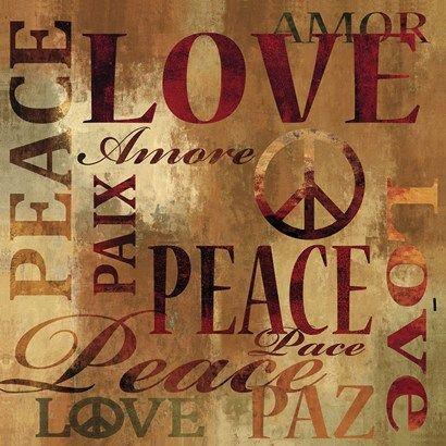 Peace & Love by Luke Wilson