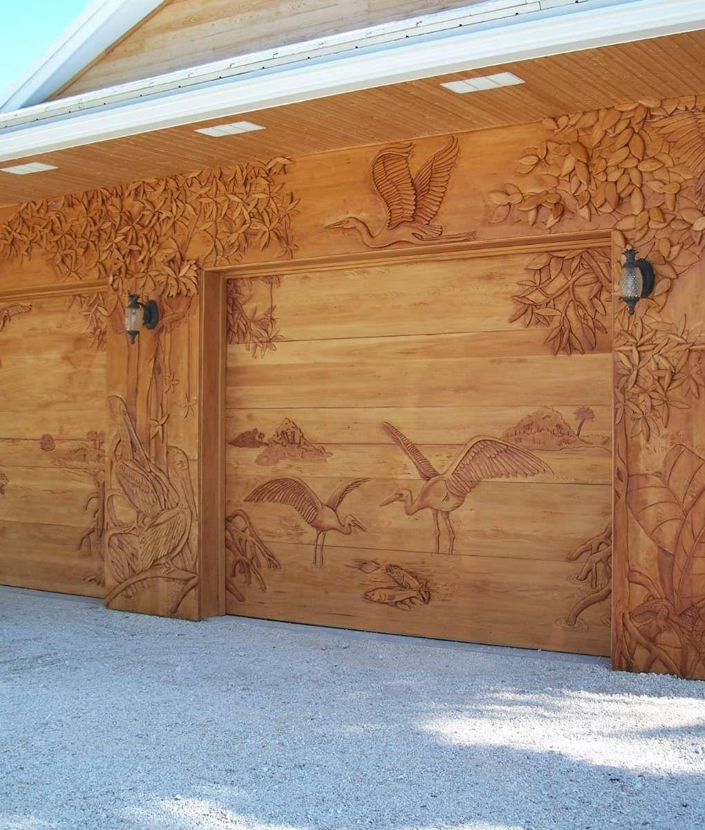 Carved Wood Entry Doors Garage Doors Wall Panels Garage Door Design Wood Doors Interior Wood Entry Doors