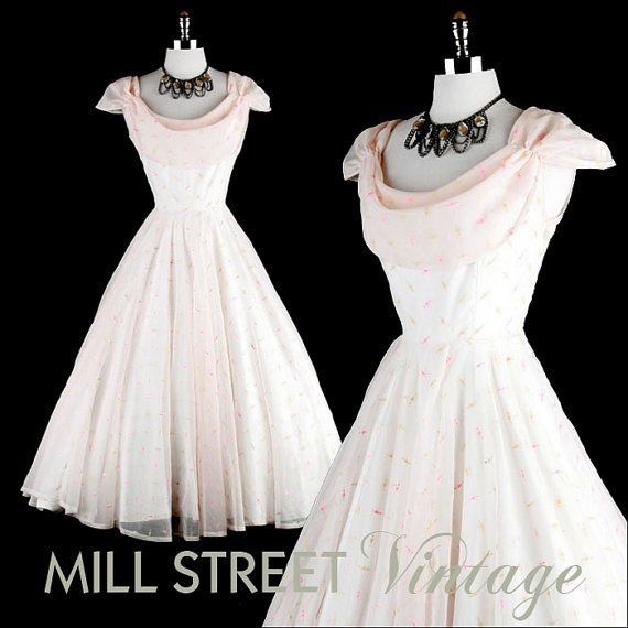 RESERVED for pimpy ... 1950s 50s Vintage by millstreetvintage
