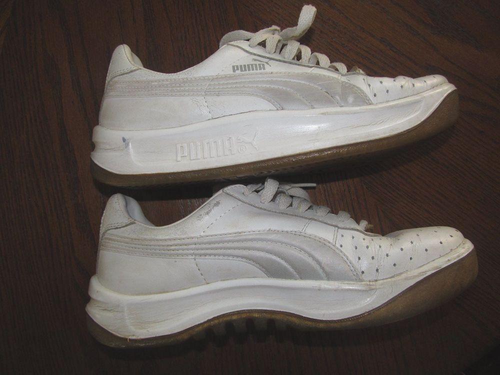 Women s Puma Tennis Shoes 6.5 Vintage  PUMA  Tennis  38e6d220a