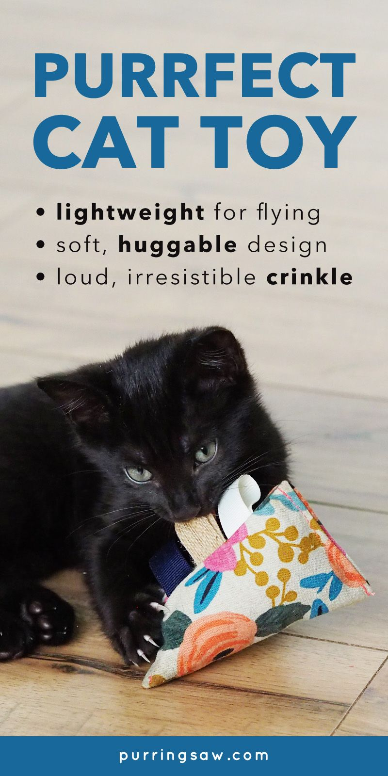 Pin This And Tap To Buy These Cute Catnip Cat Toys Are Lightweight Fly Across The Room At The Slightest Swat H Catnip Cat Toy Cat Toys Cat Stuff Products