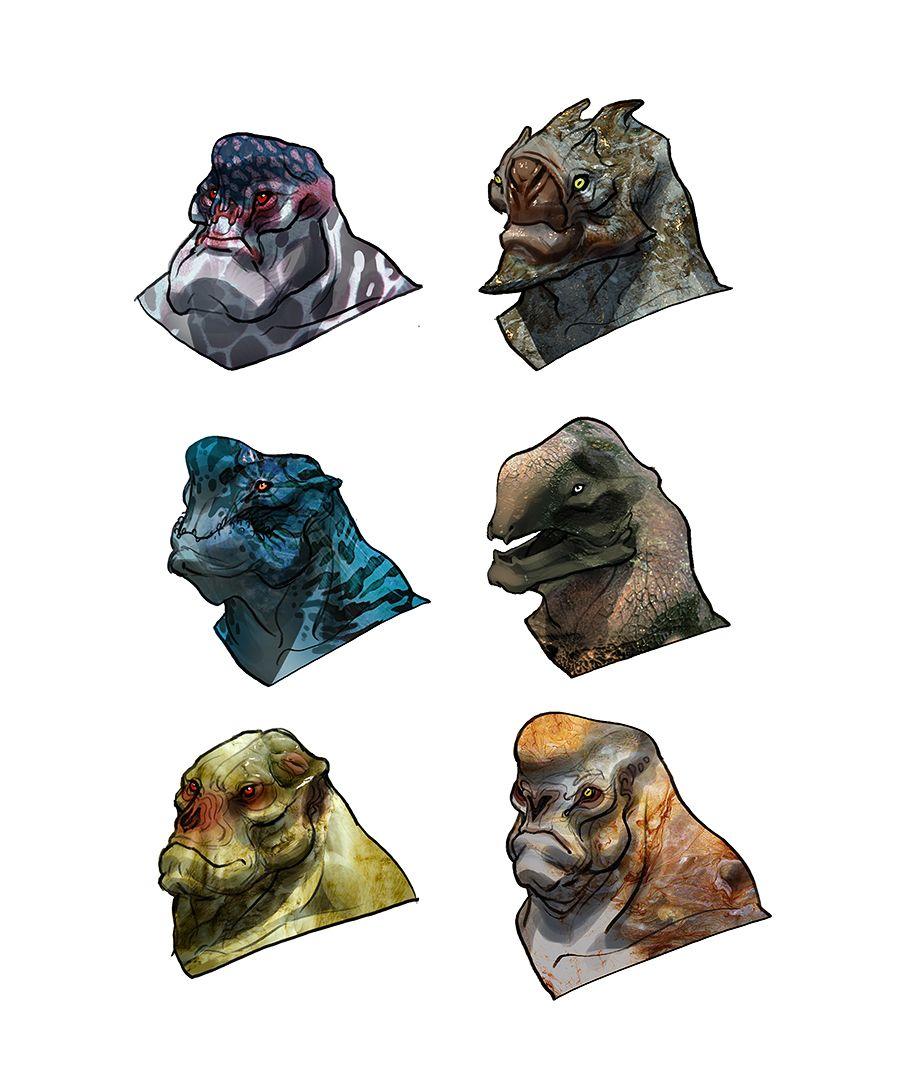 Matt Rhodes. Concept artist at Bioware. Mass Effect series. Character Designs for Mass Effect. Early reaper idea. #creature #monster  #dark