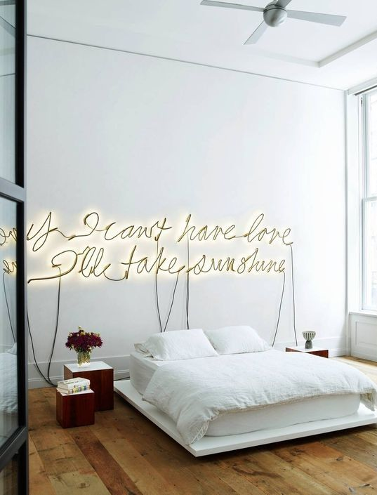 neon signs for bedroom interior | Lighting minimal design in 2018 | Pinterest | Bedroom  neon signs for bedroom