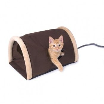 Awesome A Comfortable Luxurious Heated Shelter For Outdoor Cats Download Free Architecture Designs Rallybritishbridgeorg