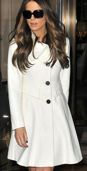 Kate Beckinsale Wool Coat Fashion My Style Coat Jackets Winter