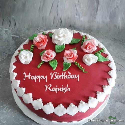 Happy Birthday Rajnish Video And Images Dorty Happy Birthday