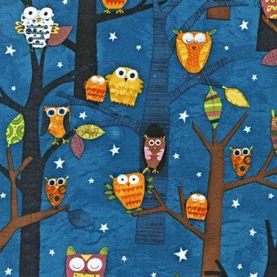 Another Owl Tree