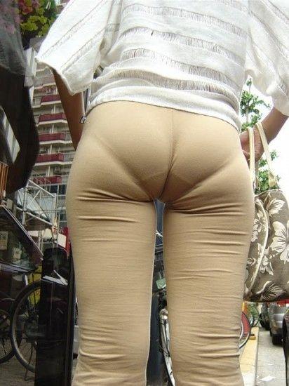 Видно трусы через штаны, лучшее порно японочек