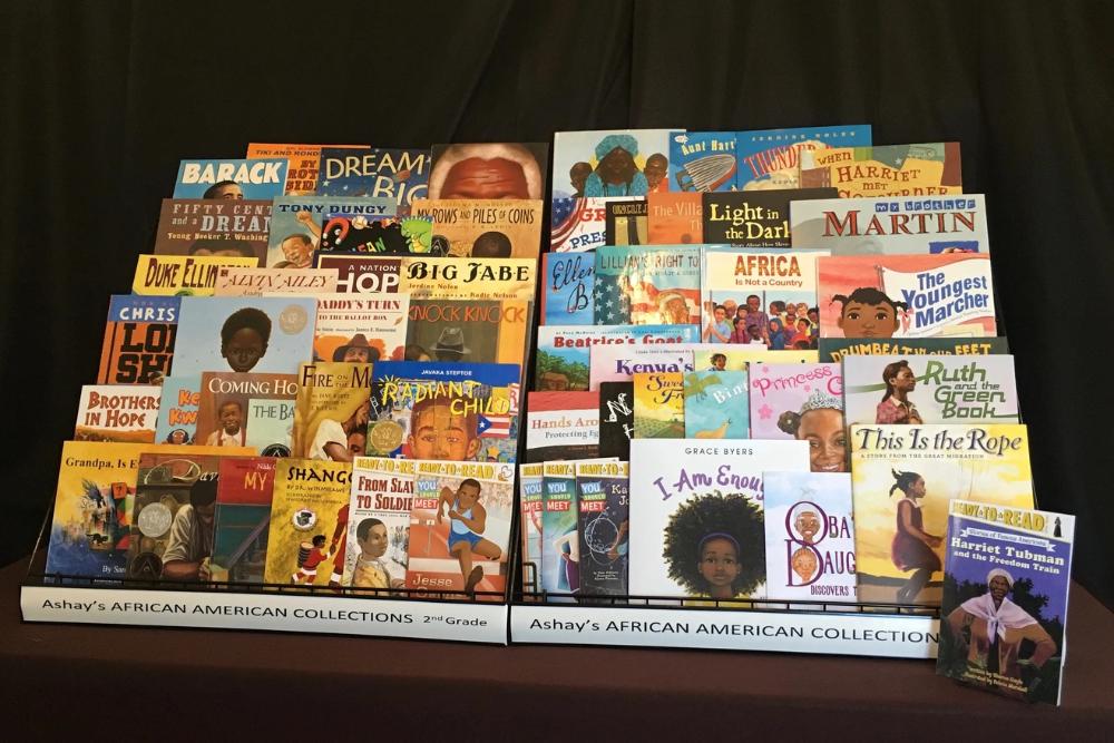 the 1 black children's bookstore  ashaythe bay in