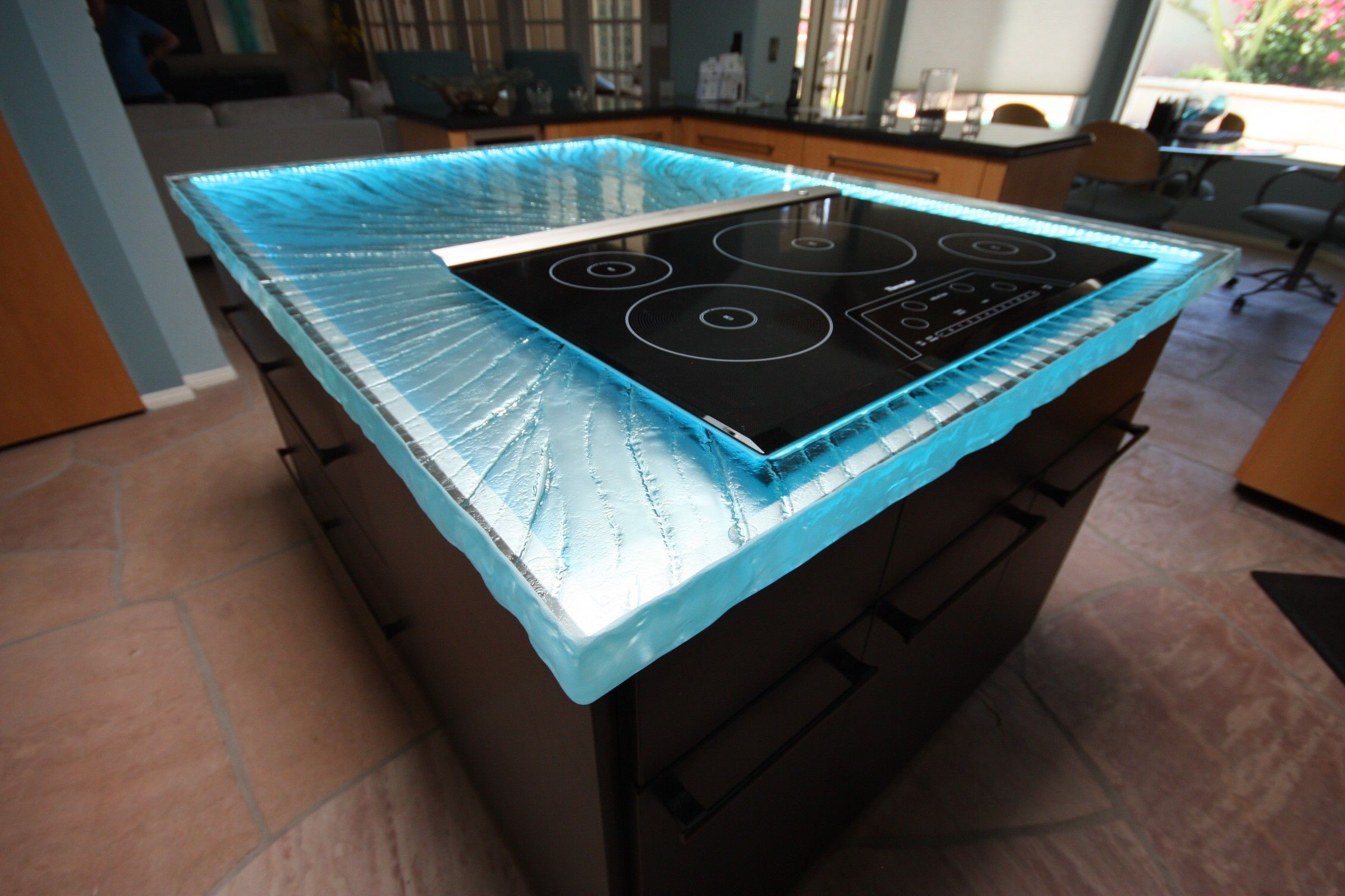 Image Result For Recycled Glass Countertop Glass Kitchen Countertops Glass Countertops Cheap Countertops