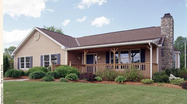 Add Porch To L Shaped Ranch New England Style TShaped Ranch - Porch Styles For Ranch Homes