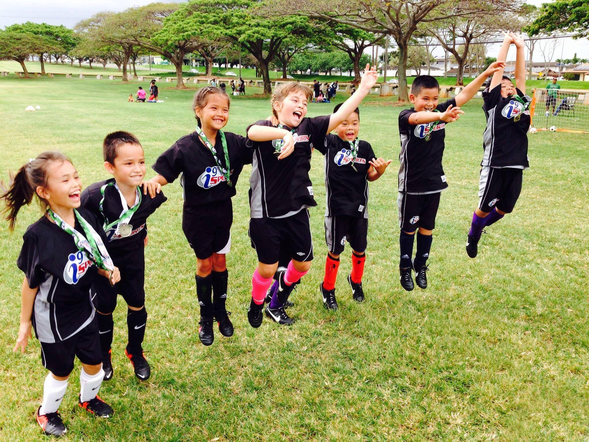 Hip hip hoorayits gameday i9sports soccer sports