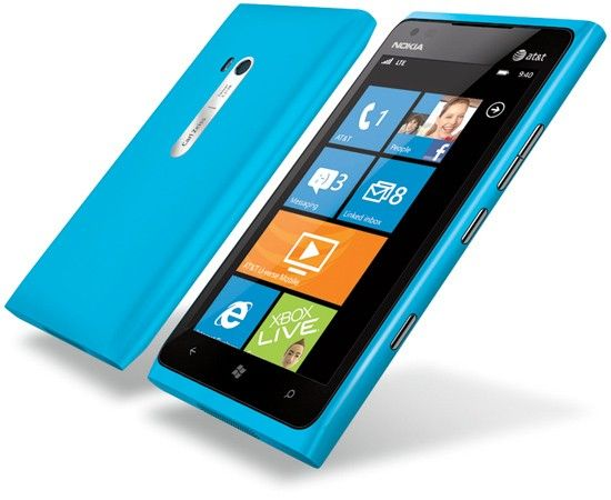 Nokia Lumia 900. Can't wait for it's release.