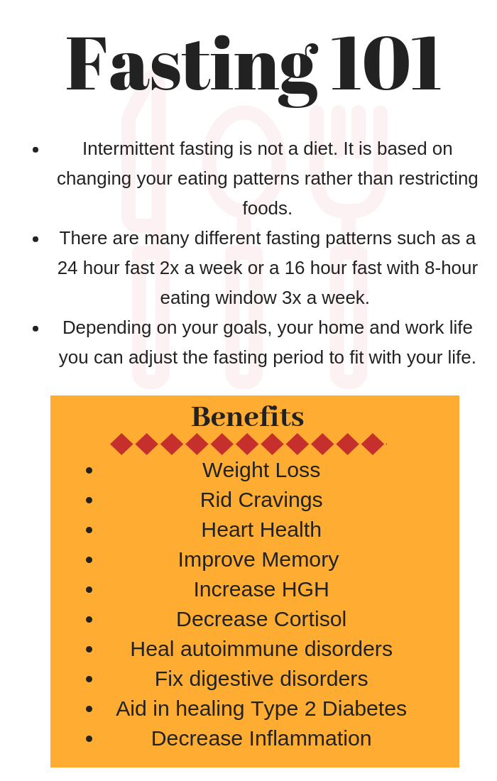 6 Benefits of Fasting | Exercise | Intermittent fasting, 24