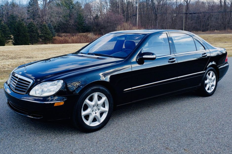 No Reserve 2006 MercedesBenz S430 4MATIC in 2020 (With