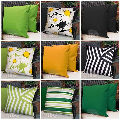 Details About Outdoor Cushion Waterproof Fabric Garden Cushions Patio Furniture Chair Seat Garden Cushions Outdoor Furniture Cushions Patio Furniture Chairs