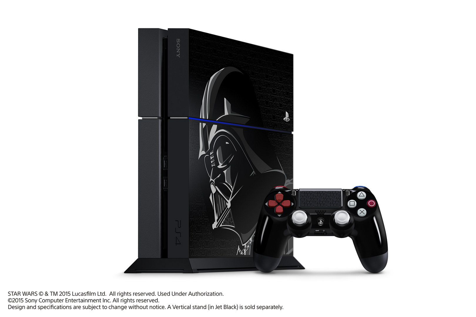 Darth Vader-Themed Star Wars Battlefront PS4 Bundle Costs $450 - GameSpot